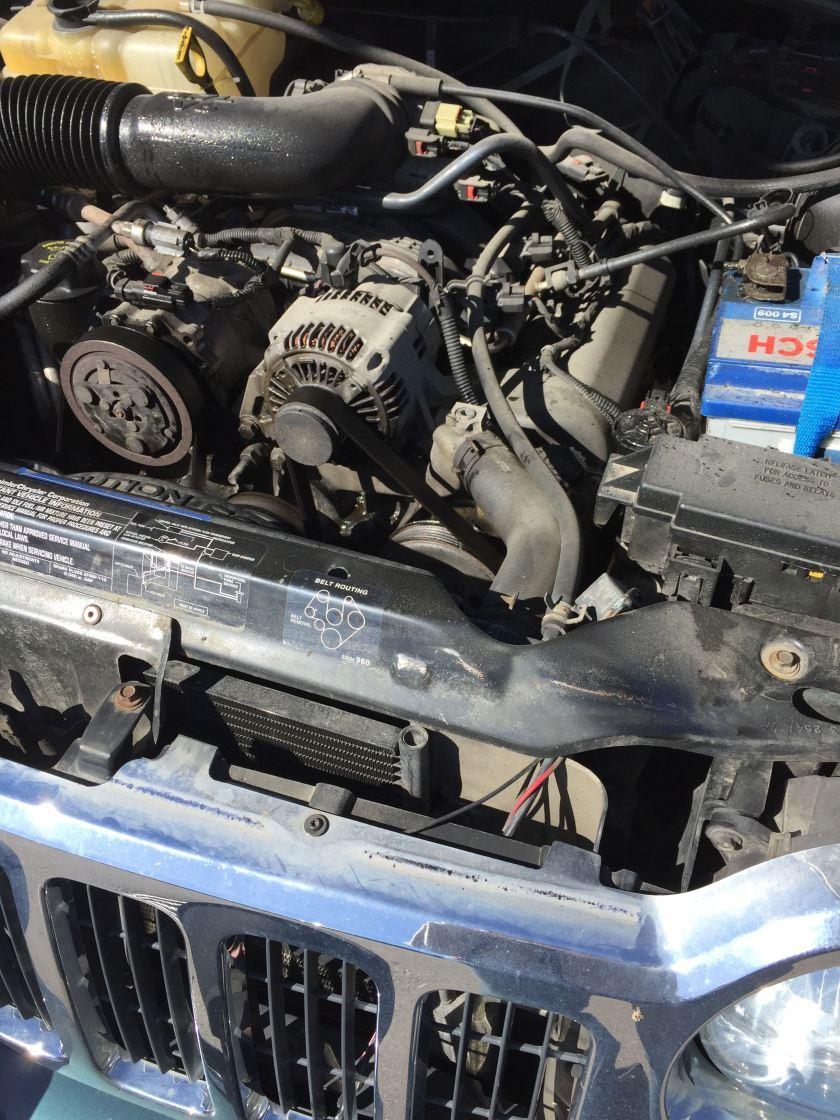 Jeepmotor